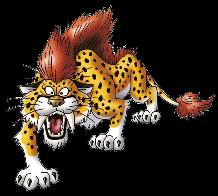 Great sabrecat Dragon Quest Wiki FANDOM powered by