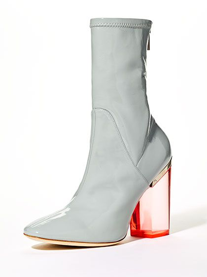 Dior Patent Leather Boots iqIstD