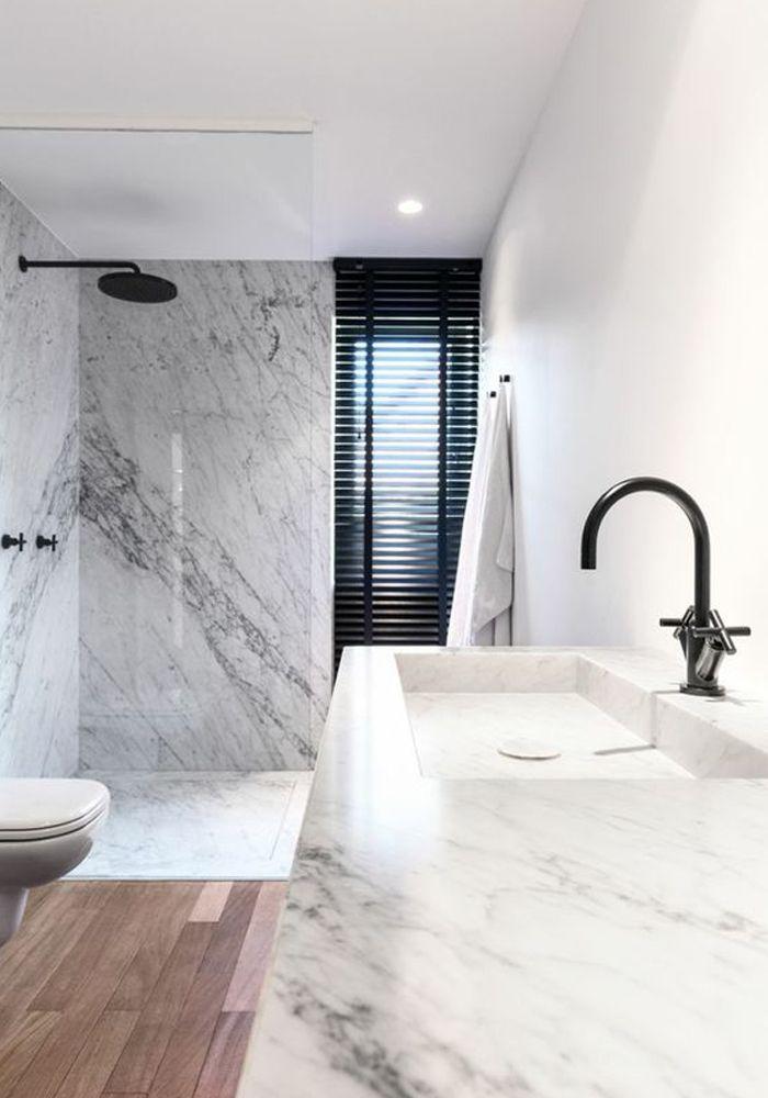 15 inspirations pour une salle de bain moderne Pinterest