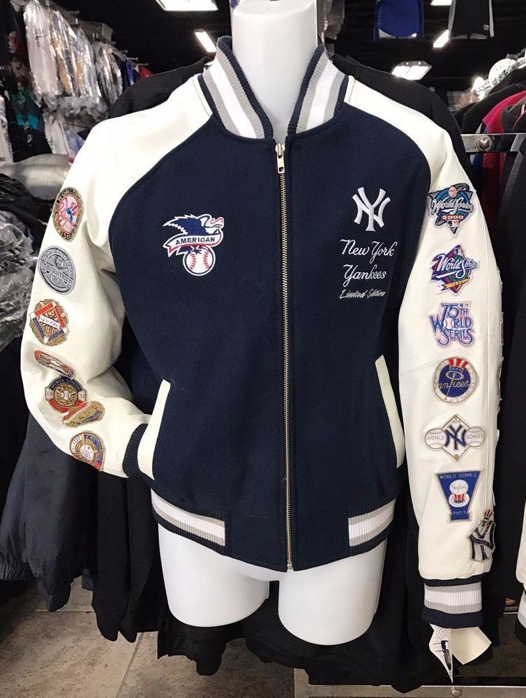 467d903a5 Genuine Merchandise New York Yankees Limited Edition World Series Jacket  S CH  GenuineMerchandise  NewYorkYankees