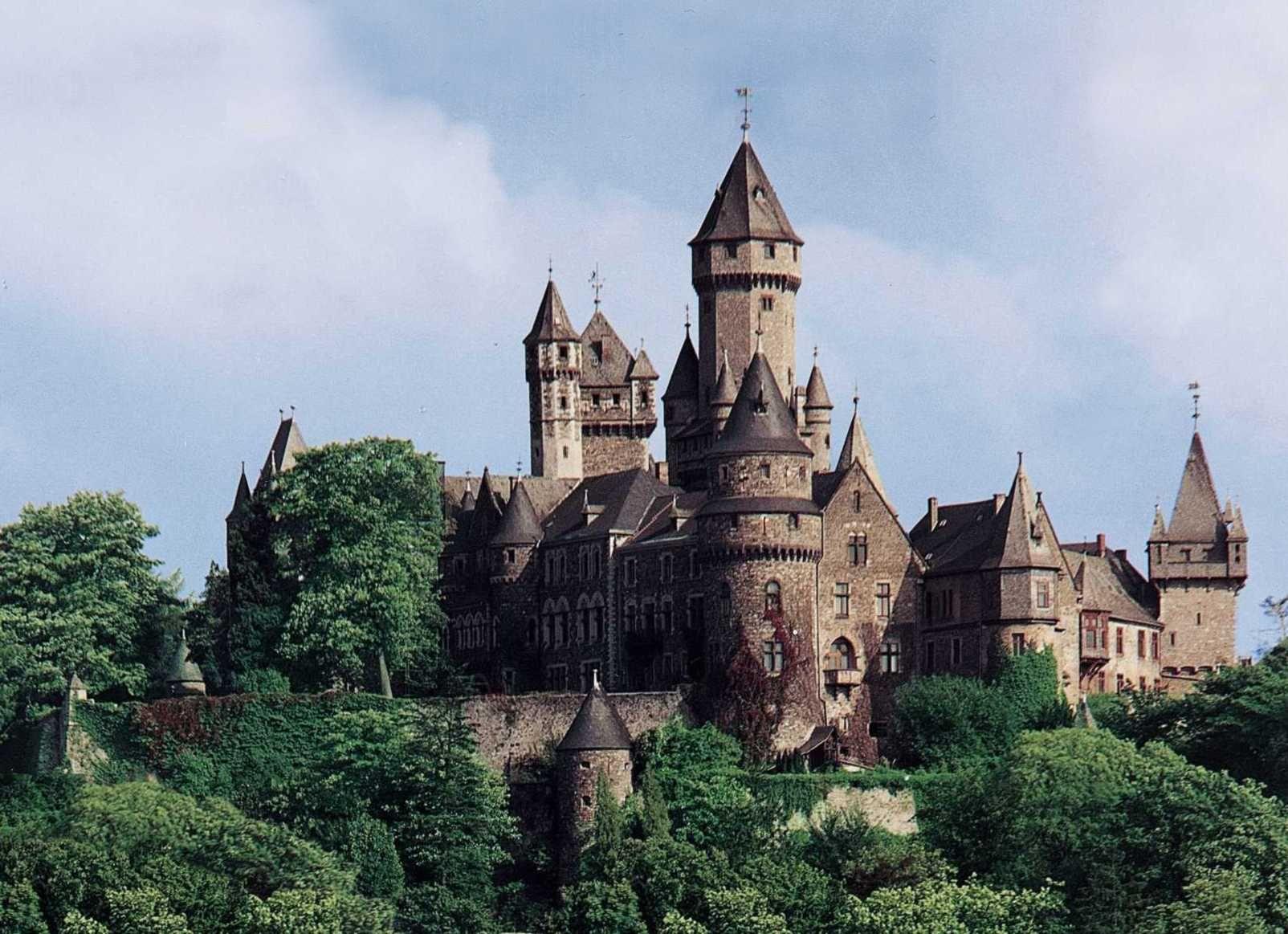 Braunfels Castle, Germany