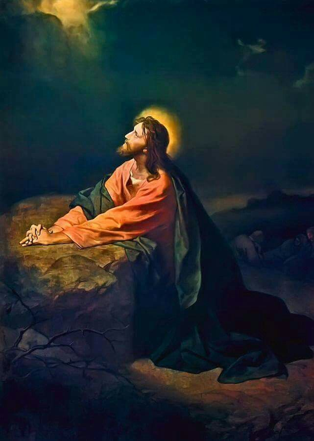 The Agony Christ Suffered For The Victory Of The Empty Tomb Holyweek Passion Resurrection Deathdefeated Redeemed Geths Jesus Bilder Christus Bilder