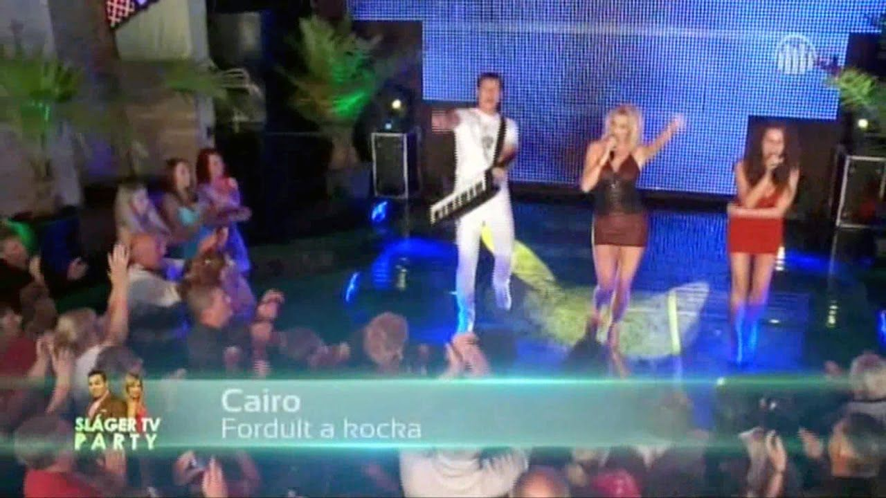 CAIRO - Fordult a kocka (TV)