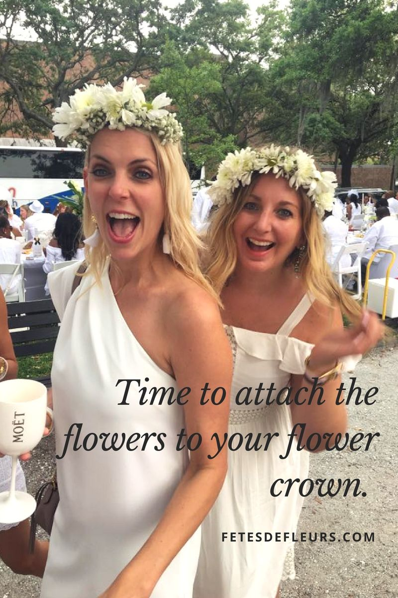 Grab your besties and learn how to make real flower crowns with real grab your besties and learn how to make real flower crowns with real flowers for your special event izmirmasajfo