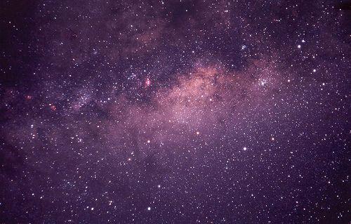 Homebase Milky Way Nebula Universe
