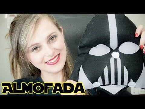Almofada Darth Vader - YouTube