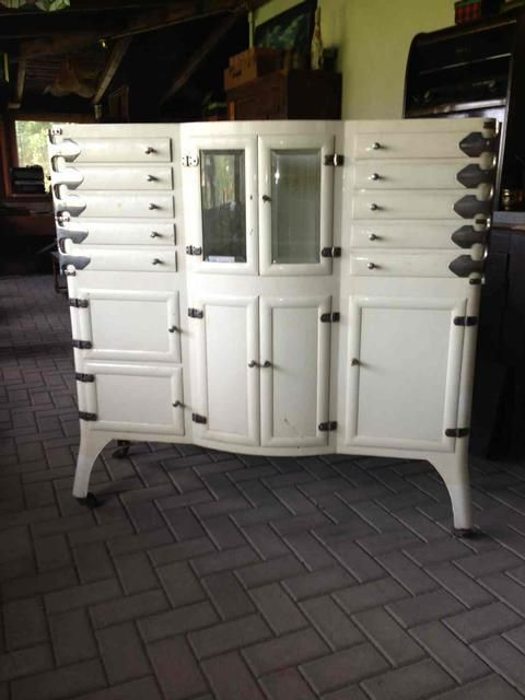 Medical Cabinet Industrial Davidowski European Antique Pine Furniture  Wholesale Holland
