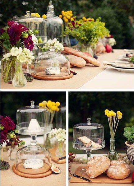 Buffets de quesos para vuestra boda | Rosa Clará