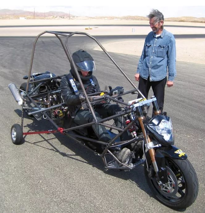 G2 Gyrocycle version 1