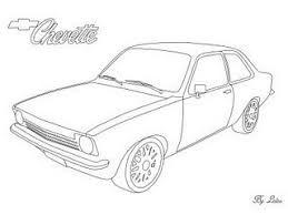 Resultado De Imagem Para Desenho De Chevette Com Imagens
