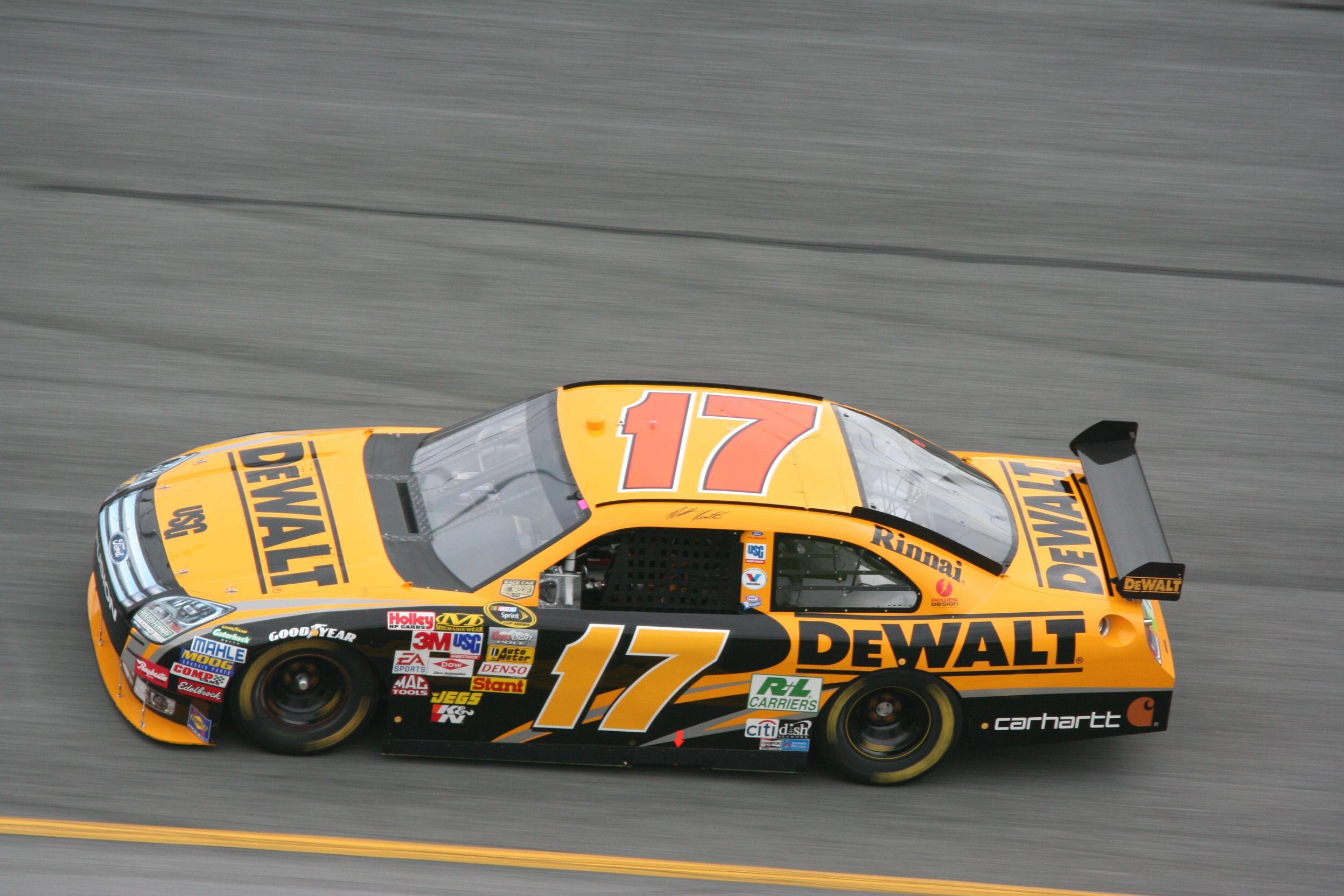 Dewalt With Images Nascar Racing