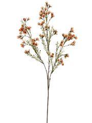 Artificial Waxflower in Orange | Filler Flowers | Hassle Free Shipping