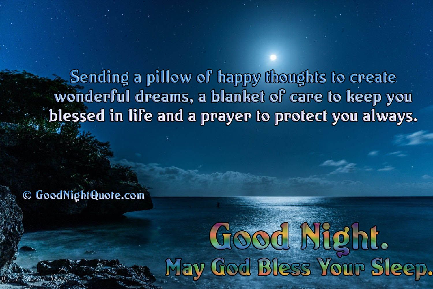 Prayer Quote Good Night  God Prayer Quote  Good Night Quotes And Images