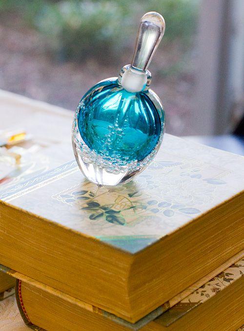 Custom Bespoke Natural Perfume- JoAnne Bassett