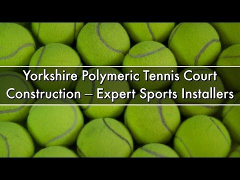 Polymeric Tennis Court Construction – Expert Sport