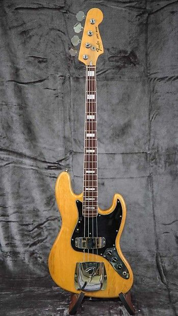 Fender Jazz Bass was introduced in 1960 as a higher-end alternative ...