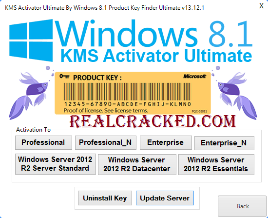 windows 8.1 kms activator 2017