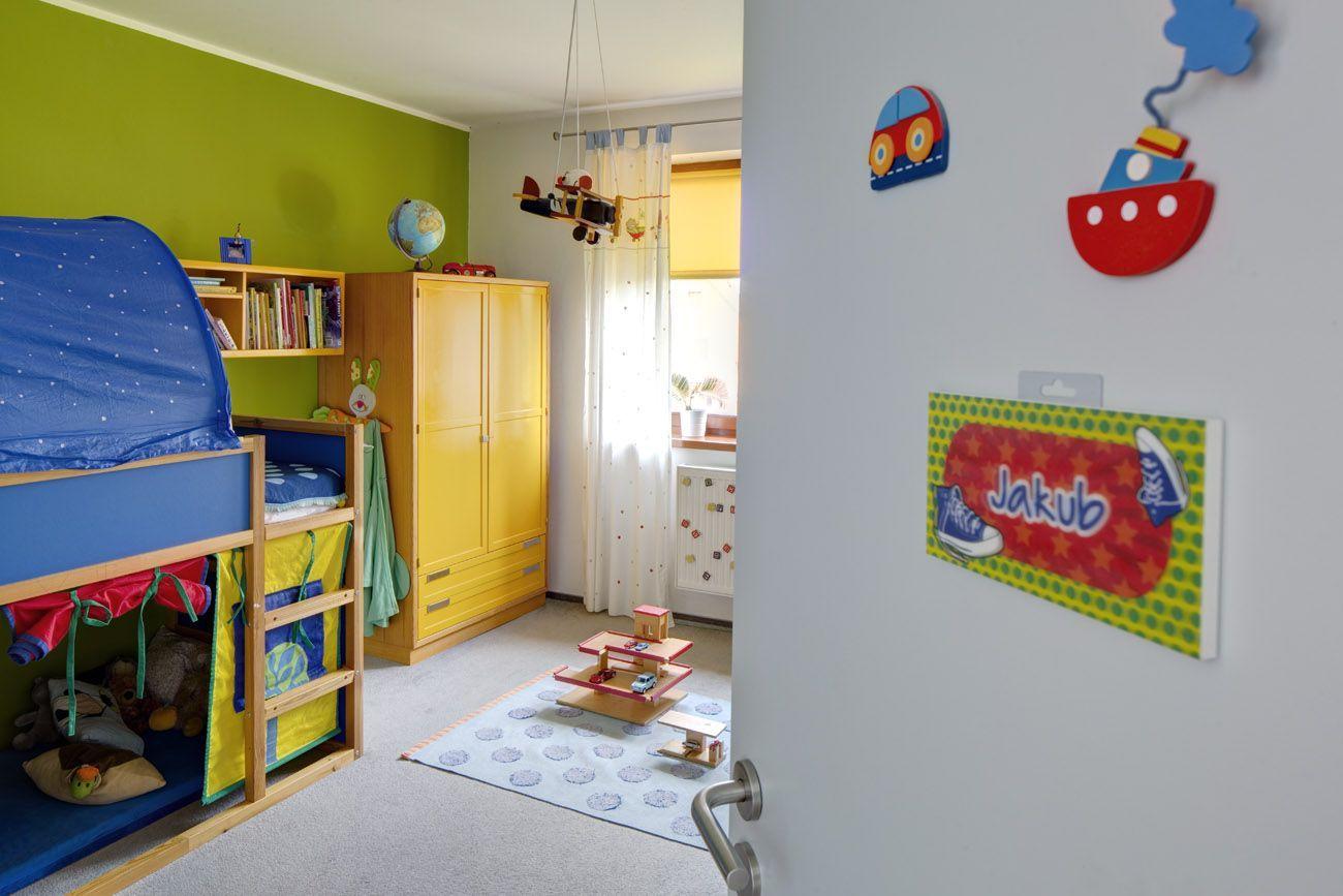 Dětský pokoj - Dům v Čakovicích