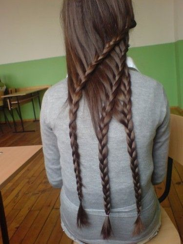Long braids anyone?