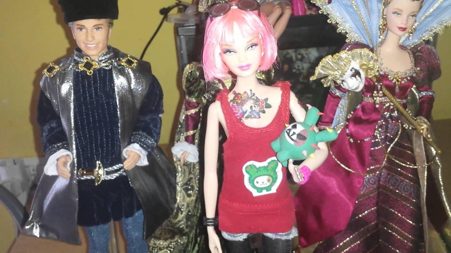 Mi colección de Barbies. 25