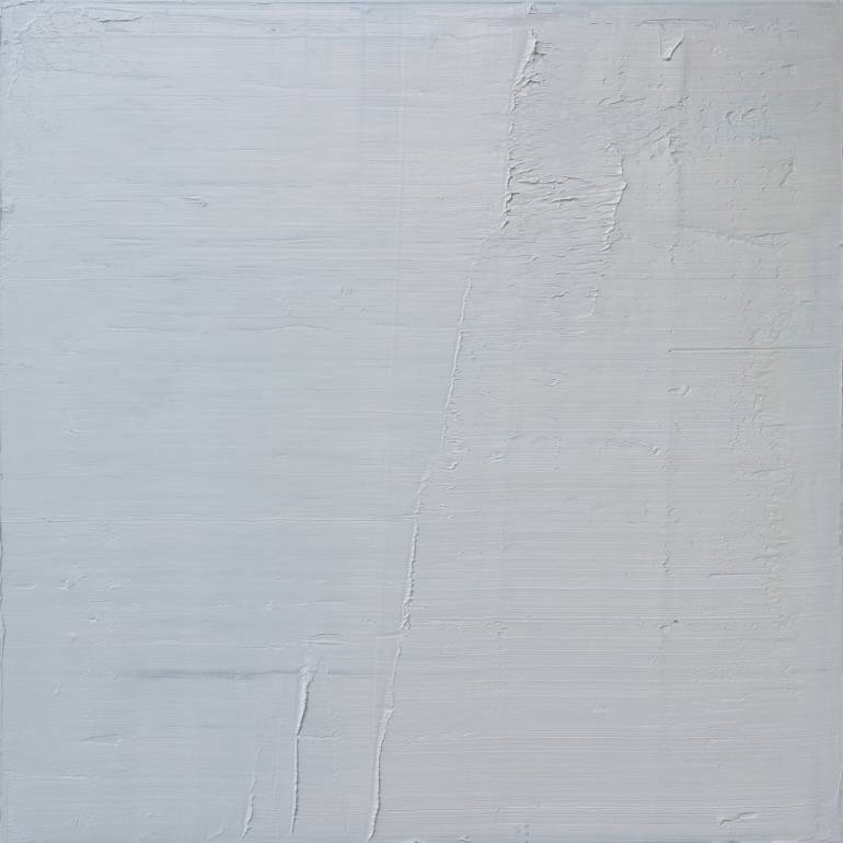 "Saatchi Art Artist Koen Lybaert; Painting, ""Antartica I [Abstract N°1474]"" #art"