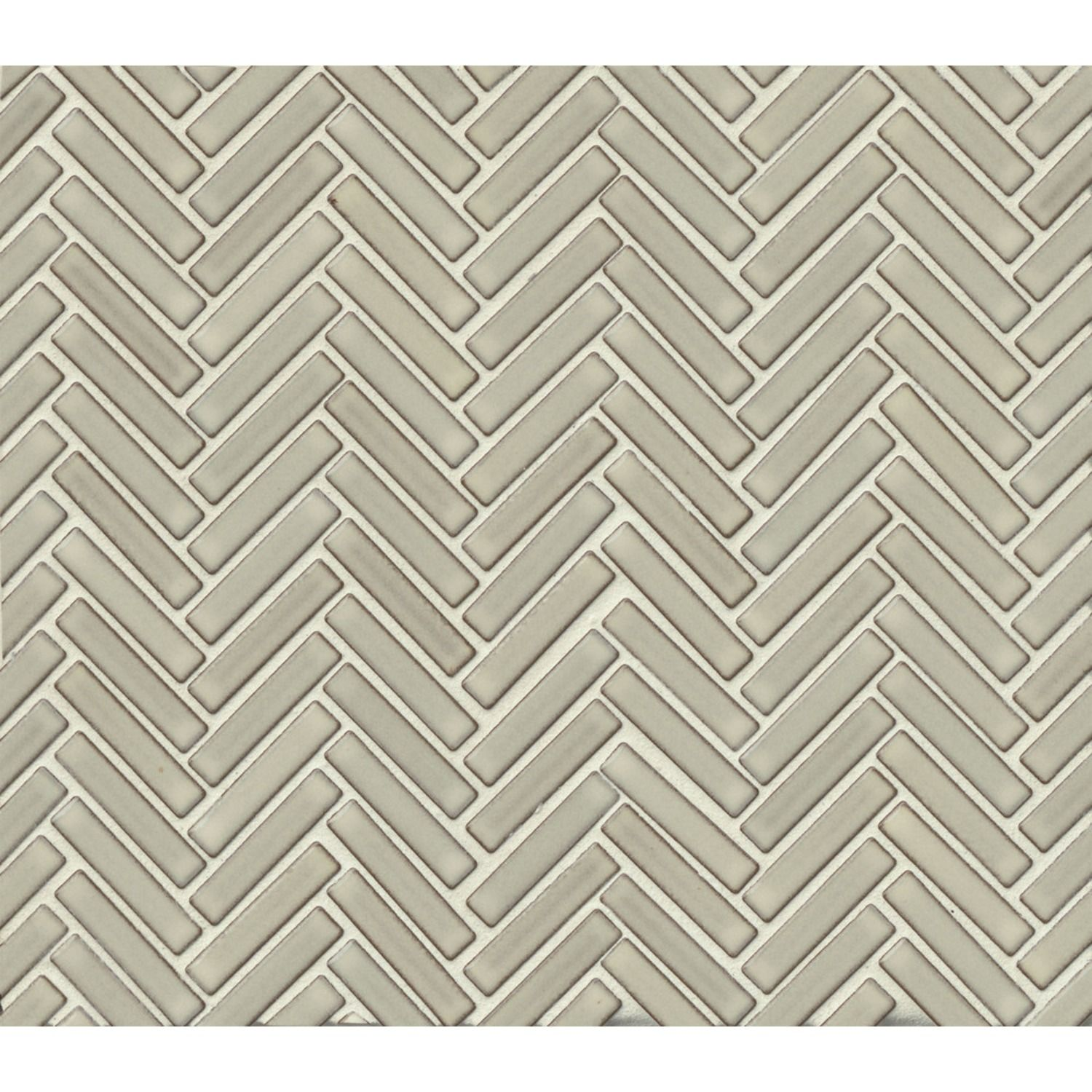 90 1 2 X 2 Floor Wall Mosaic In Putty Porcelain Mosaic Mosaic Pebble Mosaic Tile