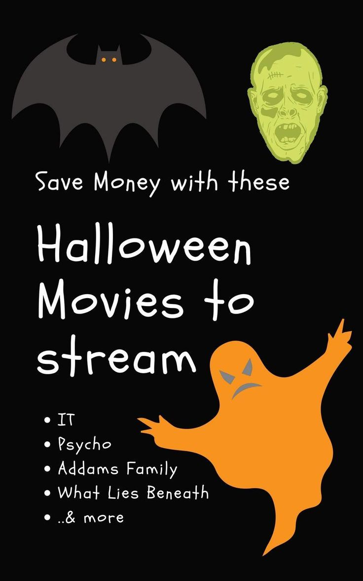 Halloween Movies List Streaming On Netflix Hulu Amazon Prime Halloween Movies Best Halloween Movies Halloween Movies List