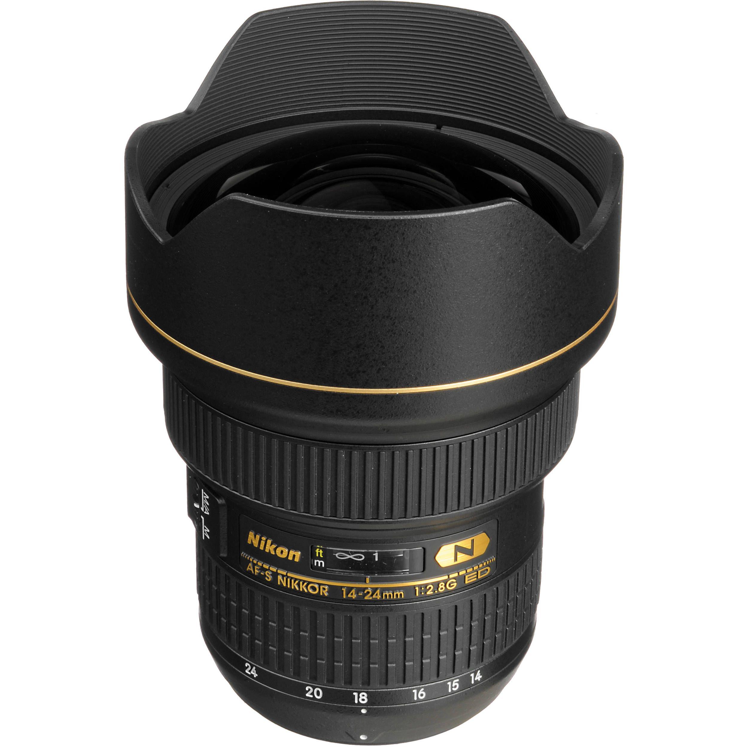 Nikon Af S Nikkor 14 24mm F 2 8g Ed Lens Nikon Dslr Lenses Digital Camera