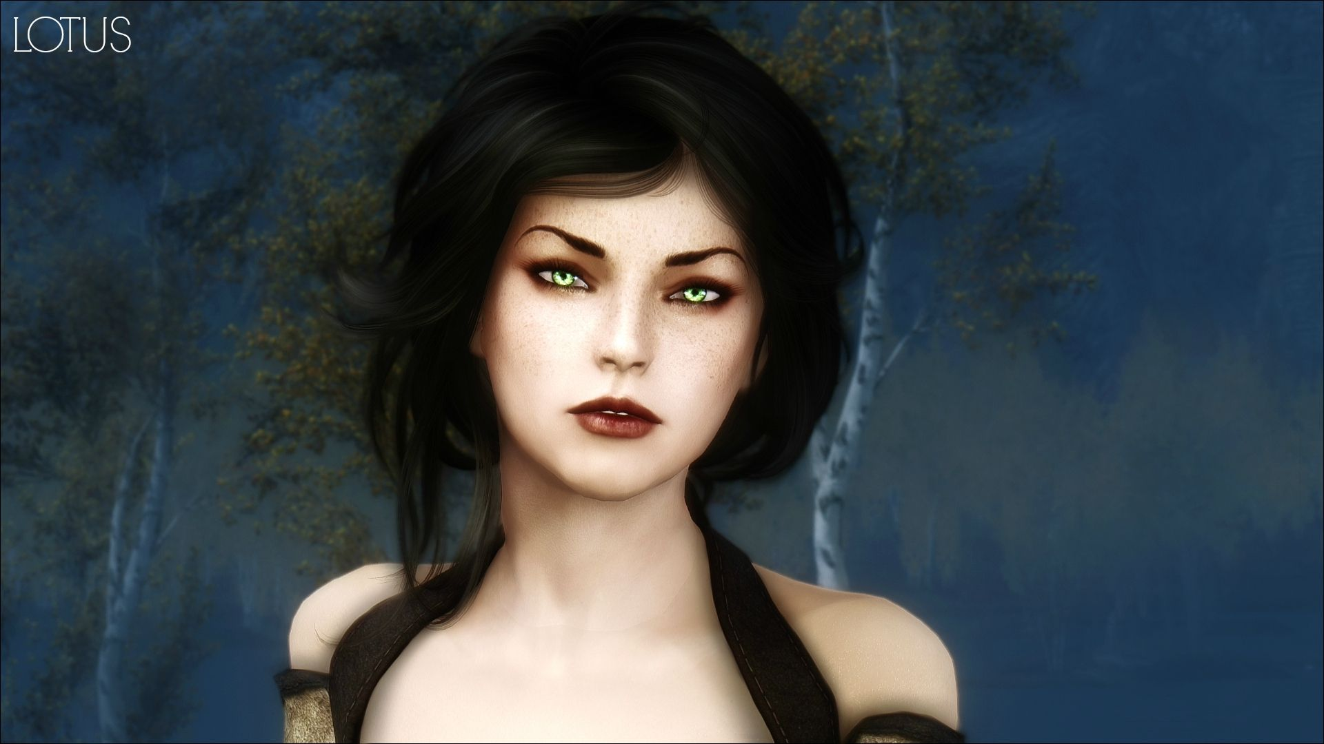 Ks Hairdos Renewal Skyrim Nexus Mods Skyrim Mod Hair