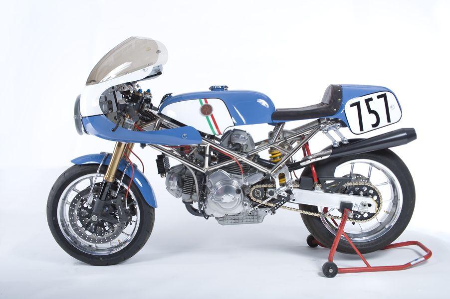 Walt Siegl – Ducati Monster CustomSC