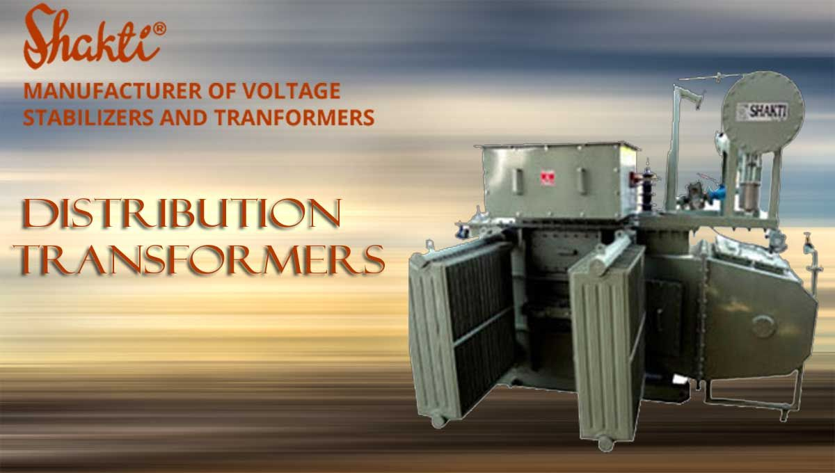 SHAKTI manufactures a wide range of distribution transformers ...
