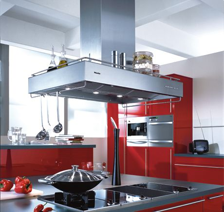 Island Range Hood : Choosing The Best Kitchen Hoods Design For Your Kitchen  U2013 The Kitchen