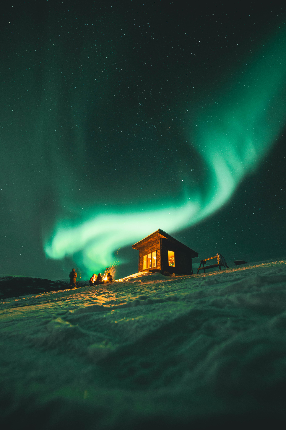 Northern Lights In Alta Norway Northern Lights Hotel Northern Lights Norway Northern Lights Photography