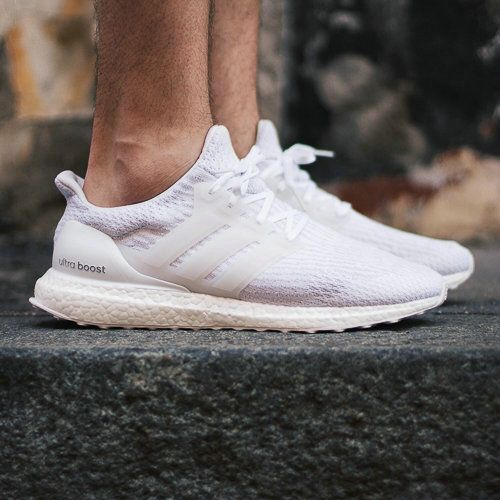 UltraBoost 1.0 'Triple White' | Latest shoe trends, Sneakers