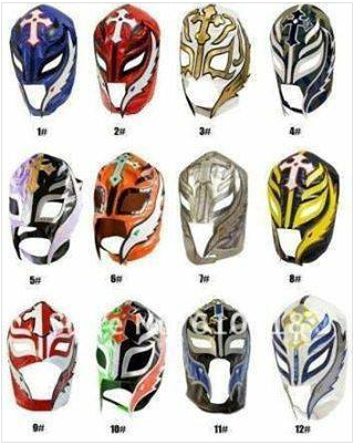 Http Wwe Wrestling Halloween Costume Blogspot Com Costumes And Collectibles Year Round Wwe Mask Mysterio Wwe Wrestling Wwe