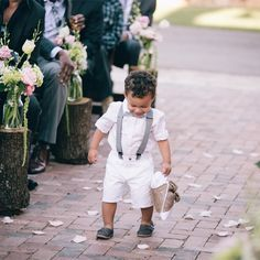 ring bearer outfits beach wedding Google Search Moshas Wedding