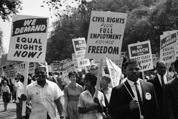 AMERICA'S CIVIL RIGHTS TIMELINE