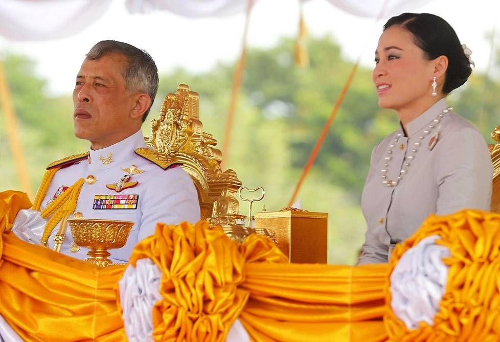 Thaimaa Kuningas