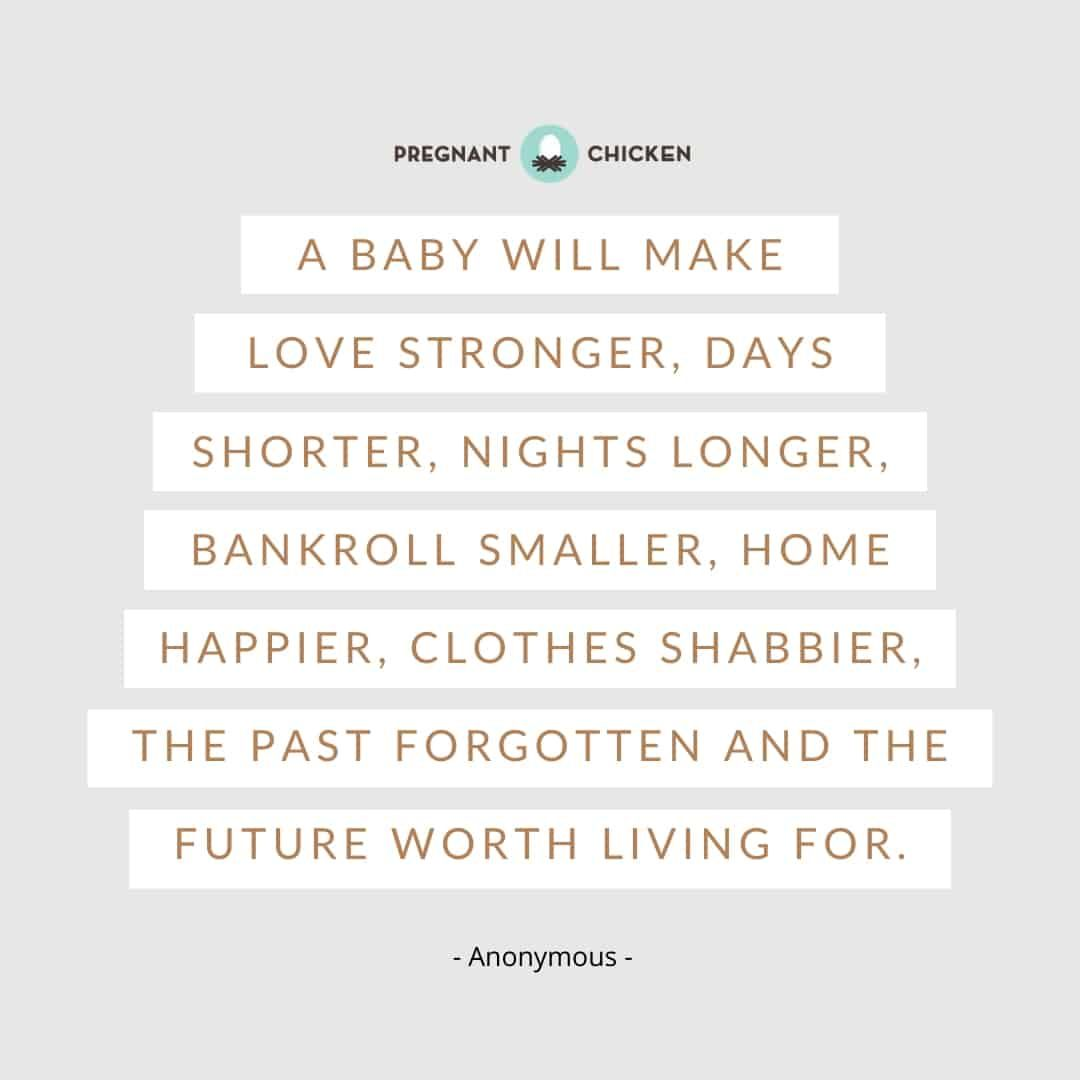 Funny Inspirational Quotes For New Parents