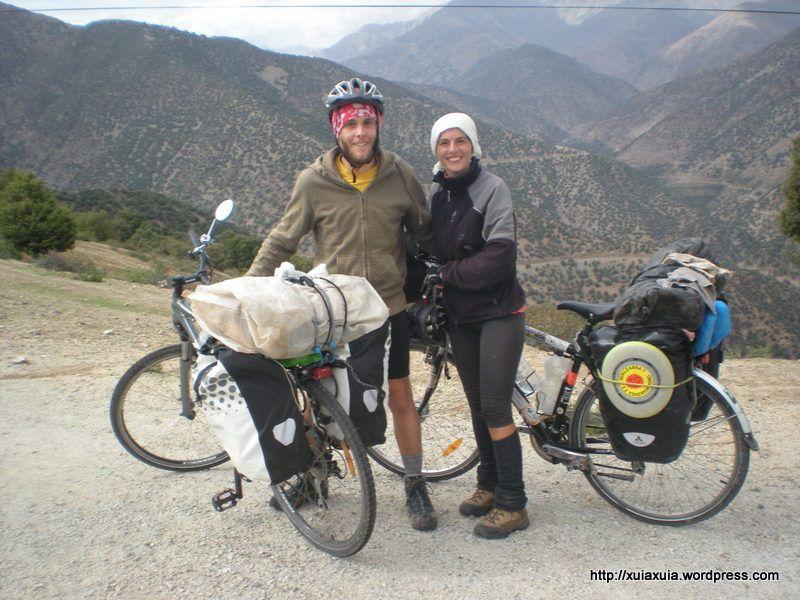 Una aventura por África: Susann Hesse y Ángel Álvarez