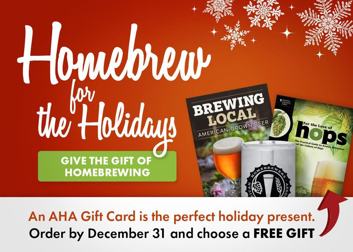 Give The Gift Of Homebrewing Homebrewing Home Brewing Beer Recipes Brewing