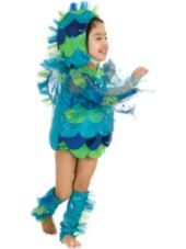 Baby Betta Fish Costume-Party City