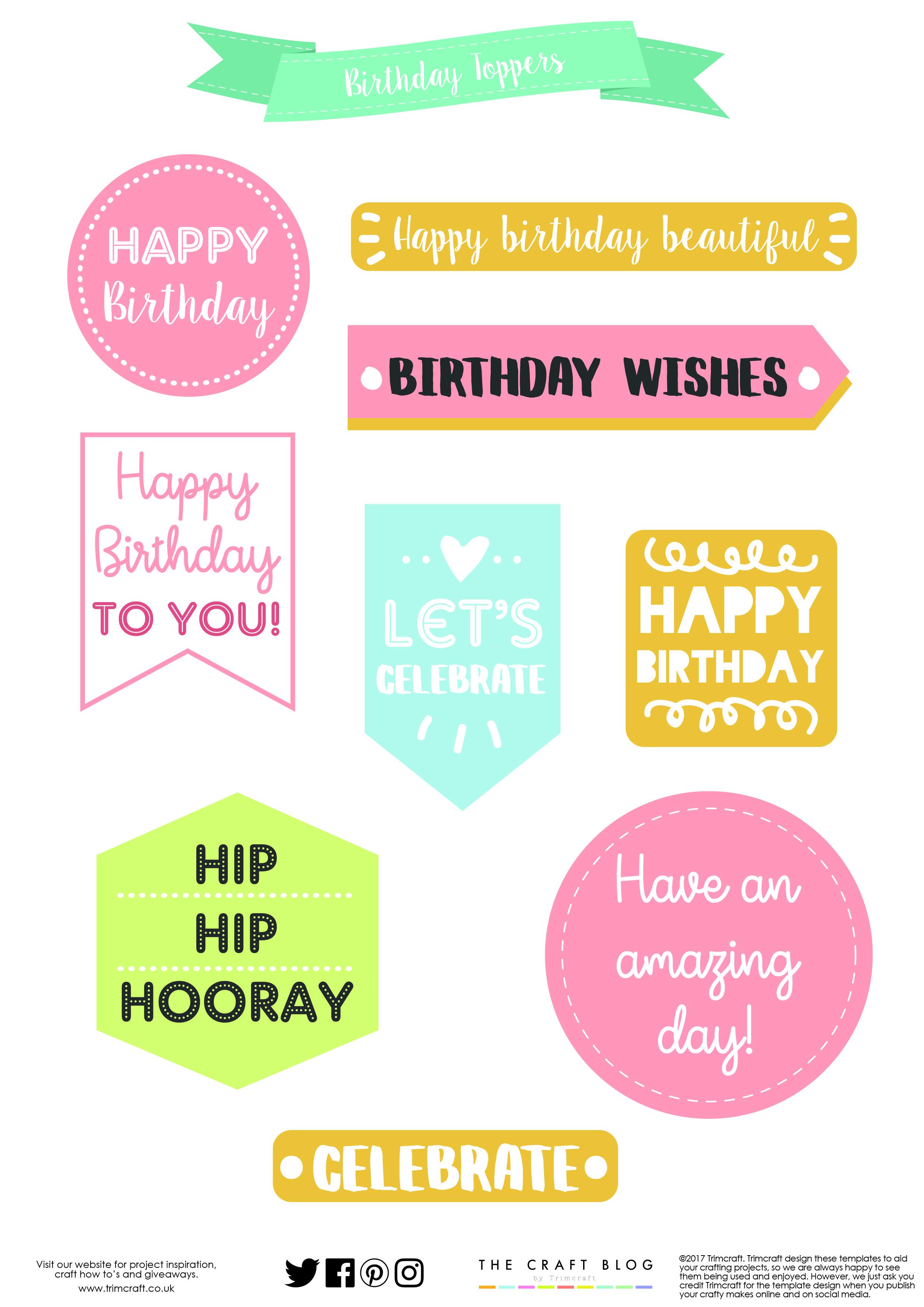 Pin By Mavis Morrison On Stuff I Want To Make Free Birthday Stuff Birthday Sentiments Card Sentiments