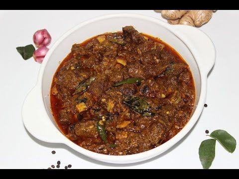 ന ടൻ ബ ഫ കറ Nadan Beef Curry Kerala Style Spicy Beef Curry Malayalam Recipe Youtube Curry Recipes Indian Pressure Cooking Beef Curry Recipes