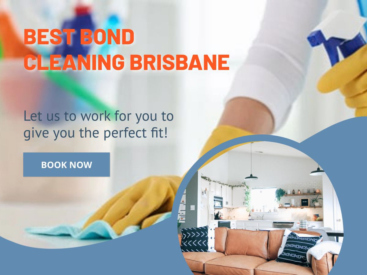 Pin On Bond Cleaning Brisbane