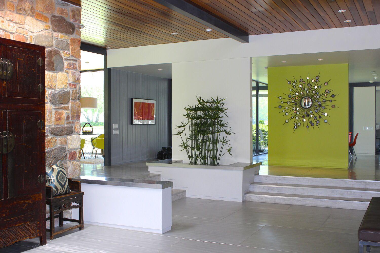 Dina shore house palm springs modern pinterest