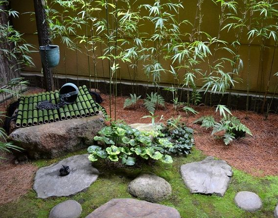Attractive Japanese Garden Ideas For Backyard 1000 Images About ...