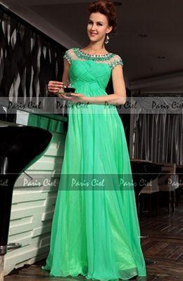 Robe De Soiree Classe Et Chic Color Dress Pinterest Robes De
