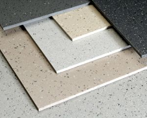 Rubber Flooring That Looks Like Stone Polished Concrete Rubber