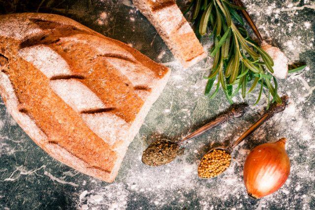 Chlieb, recepty